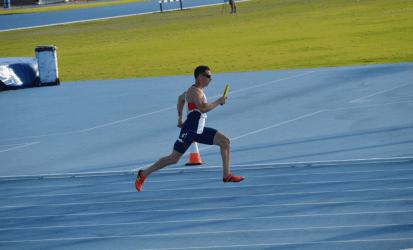 Stewart Marshall Athlete