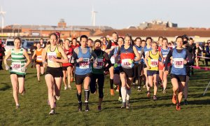 UK Races Master Athlete