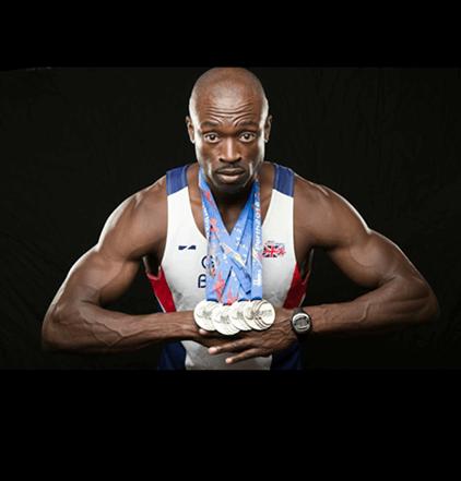 TJ Ossai Master Athlete