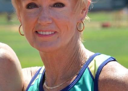 Kathy Heagney Masters Athletics