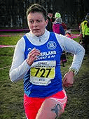 Vicky Haswell Master Athlete