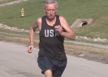 At 75-years-old, Bowden isn't slowing down