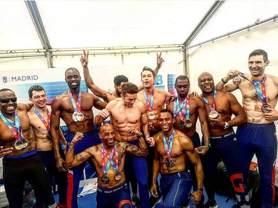 Team GB Masters