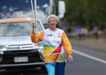 91 Year Old breaks Two World Records
