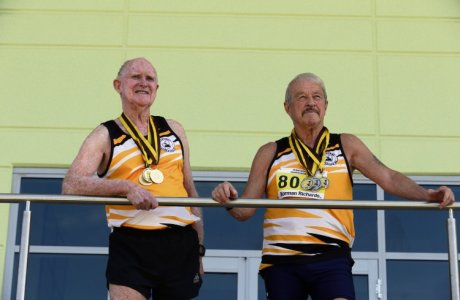 masters athletics