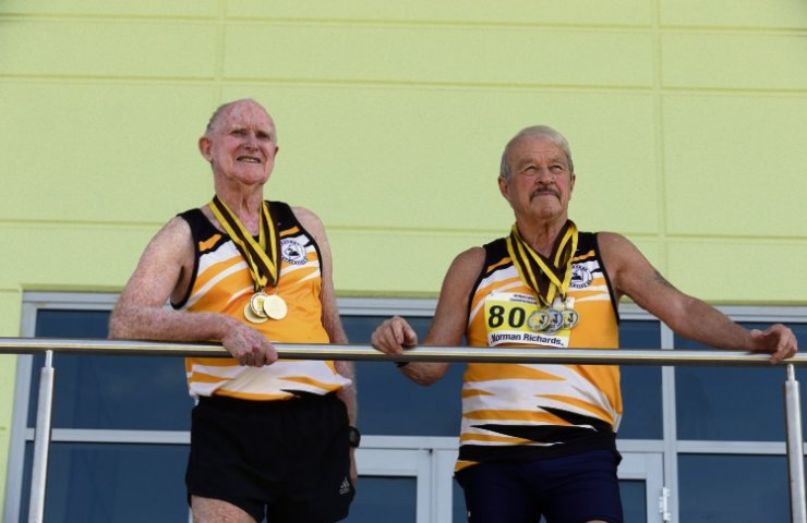 masters athletics