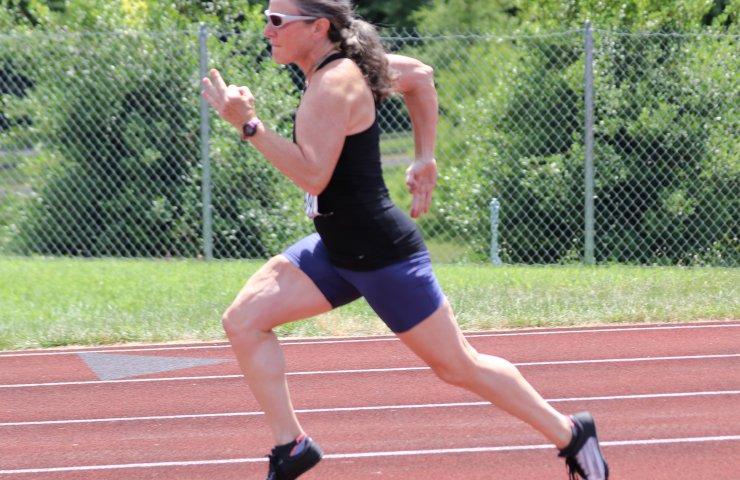 Sandy master athlete