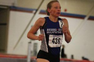 Mary Unsworth master athlete