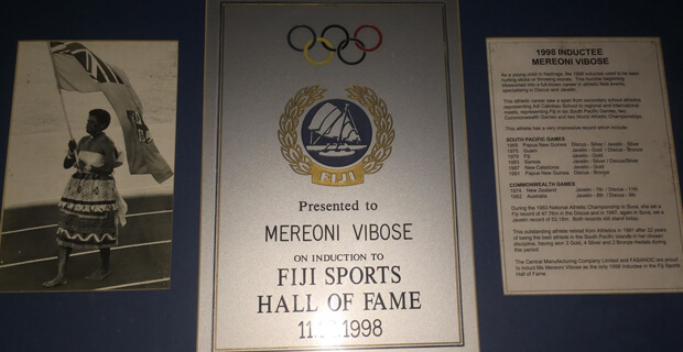 Mereoni Vibose