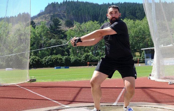 Michael Scholten masters athletics