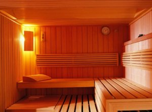 hgh sauna