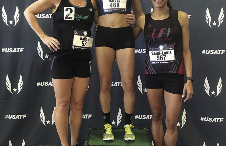 USA Masters Track