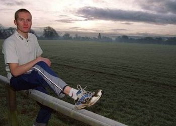 Former Irish 1,500m champion aiming for World Masters Championships in Intensive Care!
