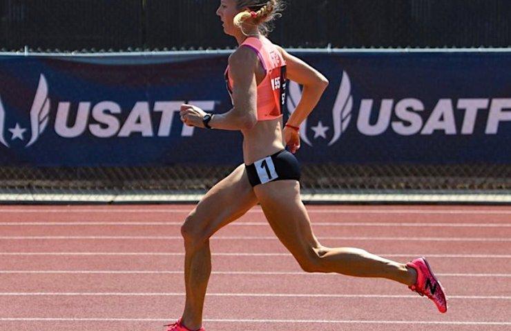 Sue McDonald master Athlete