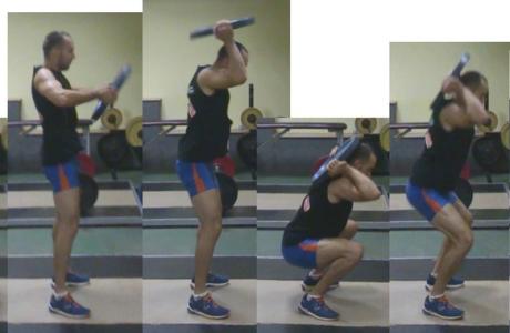 Alternative training for the 400m