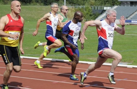 GB Masters Championships